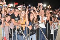 Святкування Дня міста завершилось концертом українських зірок та вогняним шоу. Фоторепортаж