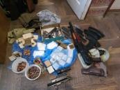 У Вінниці СБУ припинила діяльність підпільної майстерні з переробки зброї