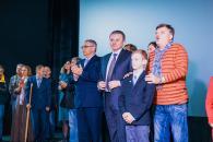 У Вінниці відбулась національна прем'єра першого повнометражного художнього фільму про АТО
