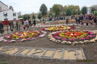У Гайсині відкрили Алею Слави та Парк пам'яті і слави Героїв-учасників АТО