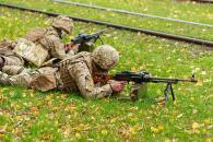 Сучасні воїни з 8-го окремого полку спецпризначення показали вінничанам, як ведуться бої в зоні АТО