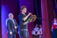 Колектив вінницького пологового будинку №2 привітали з 80-річним ювілеєм закладу