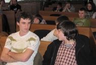 У міській раді зустрілись представники екстремальних видів молодіжної культури (фото)