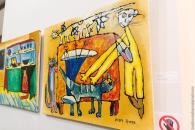 «Антидепресанти» від Ігоря Шурова у вигляді картин та ілюстрацій