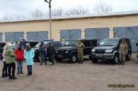 Могилів-Подільський прикордонний загін поповнився бойовим броньованим автомобілем