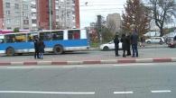 """У Вінниці поліцейські """"полювали"""" на пішоходів, які порушують правила дорожнього руху"""