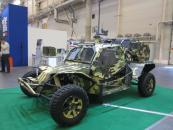 Науковці та студенти ВНТУ розробили автомобіль для війська