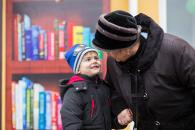 У Вінниці після капітального ремонту відкрили бібліотеку-філію №14