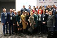 Представники Вінниччини взяли участь у II Всеукраїнському форумі об'єднаних громад