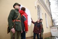 У Вінниці увіковічнили пам'ять про сотника Армії УНР Семена Якерсона на меморіальній дошці