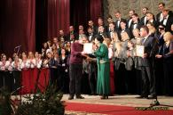У Вінниці встановили рекорд України по виконанню ста творів Миколи Леонтовича