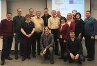 Викладачі ВНТУ взяли участь в робочій зустрічі проекту MASTIS програми ЄС ERASMUS+ в Норвегії
