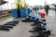 Вінниччина придбала земснаряд для розчистки річки Південний Буг та інших водойм області