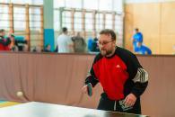 У Вінниці відбулись змагання з настільного тенісу серед вчителів міста