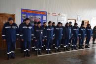 Рятувальники Тростянецького району отримали нове газодимозахисне обладнання
