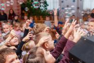 60 дітей взяли участь в міні-проекті «Невеличкі дива для чудової малечі!»