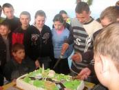 На власне свято ДАІ вітала дітей, пенсіонерів та ветеранів