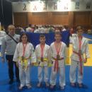Вінницькі дзюдоїсти у Словаччині здобули чотири медалі