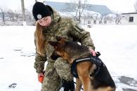 Поліцейська-кінолог Анна Грачова: «Моя робота – це велике терпіння помножене на любов»