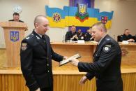 Кращих поліцейських-спортсменів Вінниччини відзначили грамотами