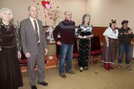 У День Святого Валентина у Терцентрі організували свято з конкурсами та гарною музикою