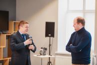 Віктор Бронюк презентував мобільний додаток ОСВВ.UA для мешканців багатоповерхівок