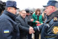 Вінницькі рятувальники отримали нову спецтехніку