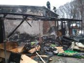"""У Вороновиці в дитячому будинку """"Родинний дім"""" зранку сталася пожежа"""