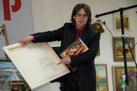 Квітневий арт-аукціон відбувся (фоторепортаж)
