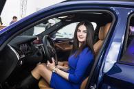 Автосалон «Баварія Центр» представив вінничанам абсолютно нові BMW X3