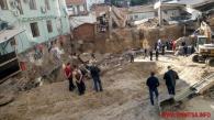 На будівництві в центрі Вінниці стався обвал. Є постраждалі