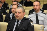 Майже чотири десятки поліцейських з управління карного розшуку отримали відзнаки та грамоти