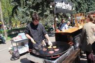 Сотні вінничан прийшли на гастрономічний фестиваль Vinnytsia Food Fest