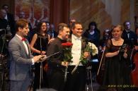 Впродовж тижня у Вінниці триватиме XVI фестиваль ім. П. І. Чайковського та Н. Ф. фон Мекк