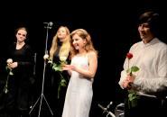"""На фестивалі аматорського театру вінничани отримали нагороду в номінації """"За професійний рівень виконання"""""""
