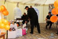 Вінницькі поліцейські влаштували благодійну акцію допомоги діткам-сиротам