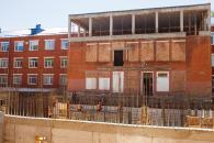 У лікарні швидкої медичної допомоги будують найсучасніший корпус у Вінниці