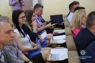 До Вінниці на семінар з'їхались експерти-балісти з усієї України