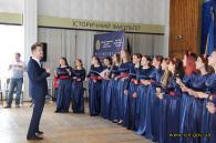 Донецький національний університет імені Василя Стуса відзначив 81-у річницю з Дня заснування