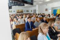 У міській раді привітали працівників легкої промисловості