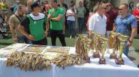 Юні вінницькі футболісти стали призерами турнірів «Золота Нива»