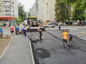 На Замості завершується будівництво ІІ-ї черги дороги по вулиці Верхарна