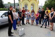 Вінницьких студентів знайомили з роботою криміналістів
