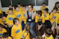 «УКРНЕТ» подарил компьютерный класс детям-сиротам