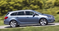 Opel Astra Sports Tourer 2011 - универсал для спорта