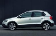 Volkswagen CrossPolo – для городского бездорожья