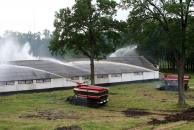 На Вінниччині відбулись тренування пожежних підрозділів з ліквідації наслідків надзвичайних ситуацій