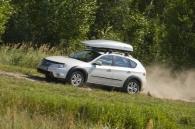 � ������� ����������� ����� ���������� ��������� Subaru Impreza XV