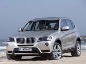 Кросовер BMW Х3 нового покоління