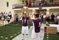 Вінницькі ДАІшники здобули перше місце на чемпіонаті України з футболу